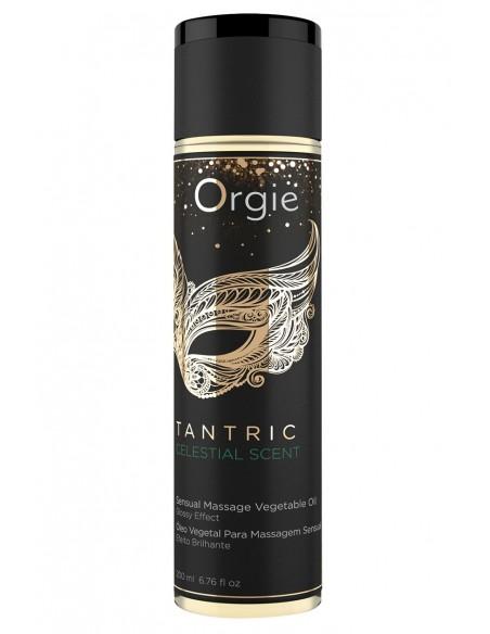 Tantric Celestial Scent aceite de masaje
