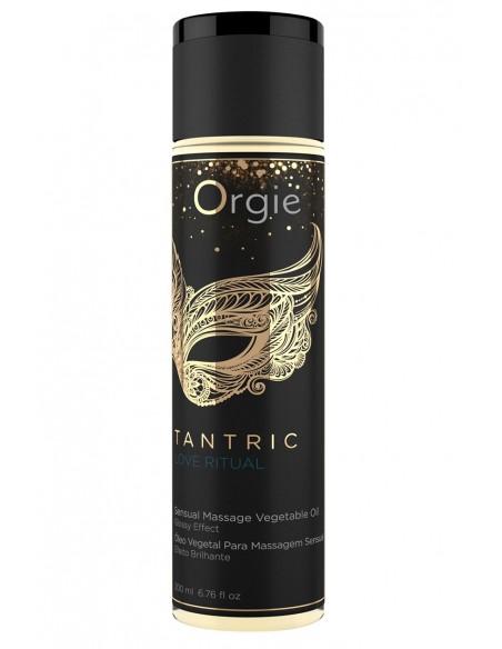 Tantric Love Ritual aceite de masaje