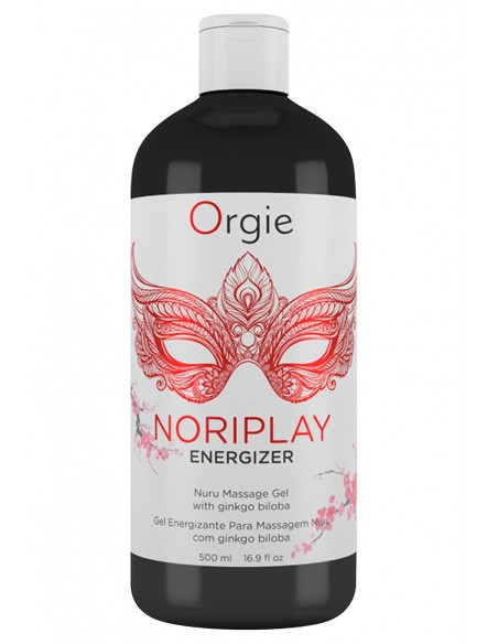 Noriplay Energizing Nuru Gel de masaje