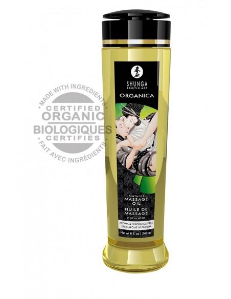Shunga Massage Oil Natural