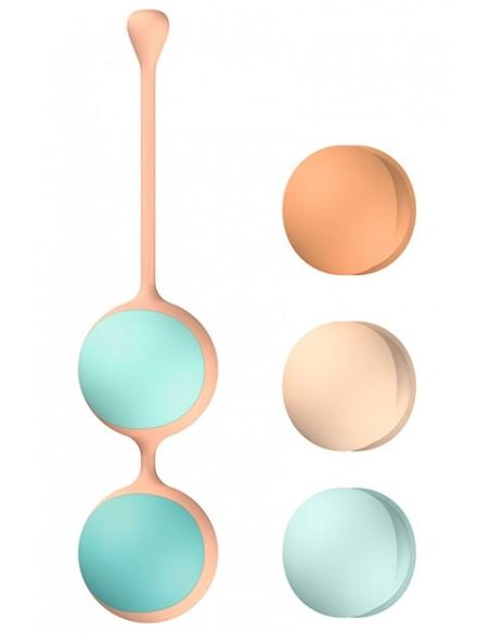 Liebe Kewos - Peach/Mint
