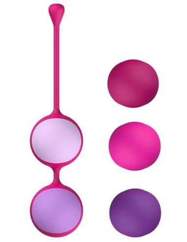 Liebe Kewos - Cerise /Candy Violet