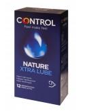 Preservativos Control Extra lubricados 12 unidades