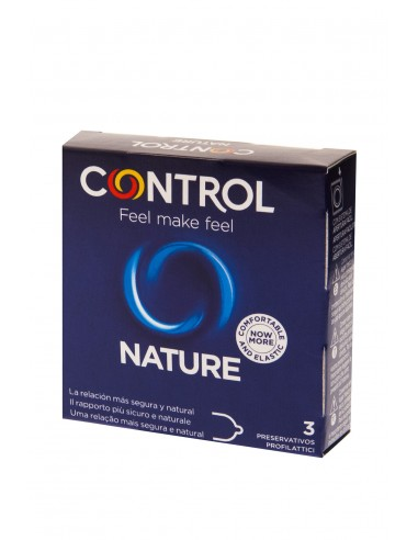 Preservativos Nature Control 3