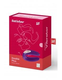 Partner Plus Vibrador doble Satisfyer