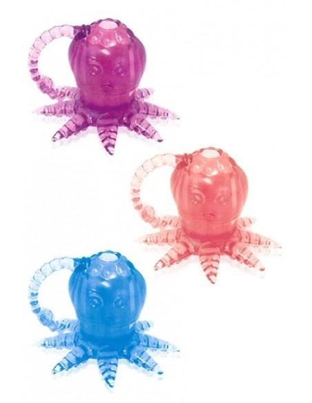 Vibrador mini The Screaming Octopus