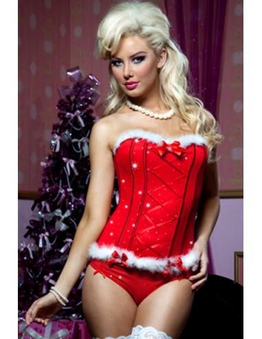 Jingle Bustier Pantys sexy S