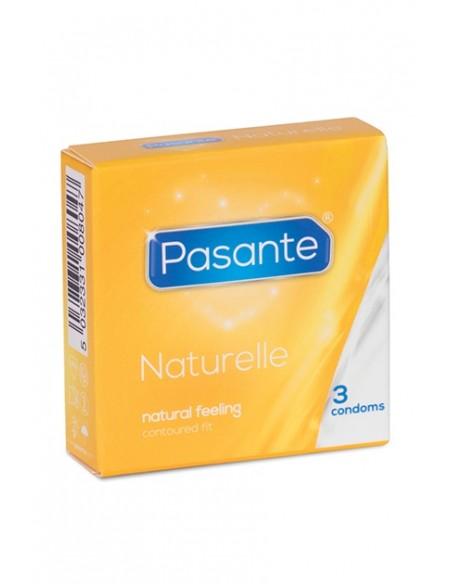 Pasante Naturelle Preservativo 3 unidades