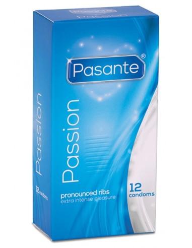 Pasante Passion Preservativos 12 unidades