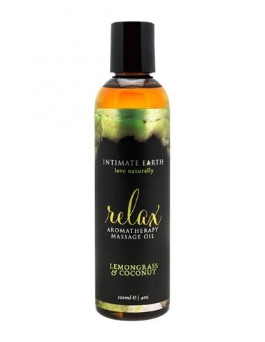 Relax Massage Oil 120ml Aceite de masaje