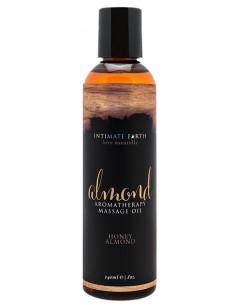 Honey Almond Massage Oil 240ml Aceite masaje