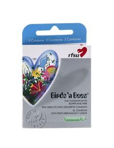 Preservativos con relieves RFSU
