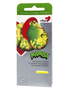 Preservativos Mamba RFSU