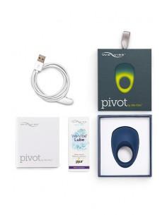 Pivot Blue anilla para el pene