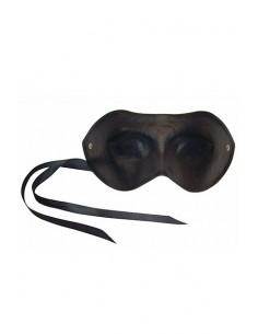 Máscara erótica negra
