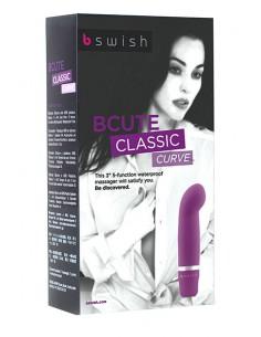 Bcute Classic Curve Royal Purple Vibrador