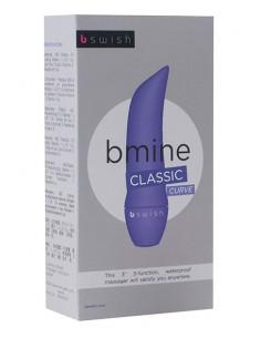 Bmine Classic Curve Lavander Vibrador