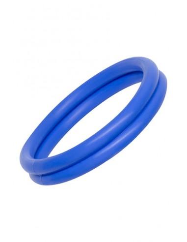 Anillas para el pene Rudy Ring Azul