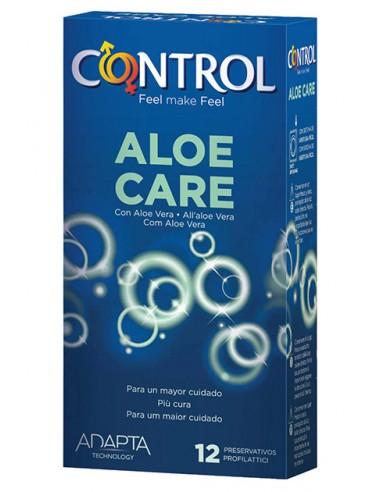 Preservativos con aloe vera Control