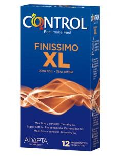Preservativos Control Finissimo XXL