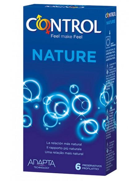 Preservativos Control Nature 6 unidades