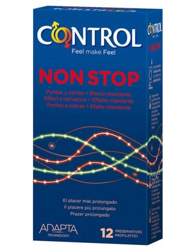 Preservativos Non Stop Control