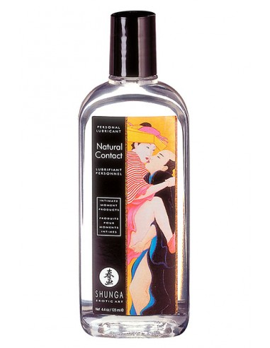 Lubricante Contacto Natural Shunga