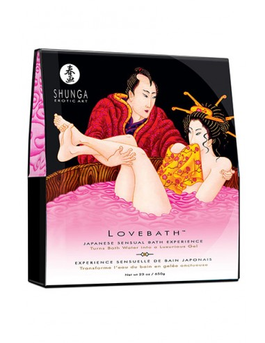 Love Bath Dragon Fruit Shunga