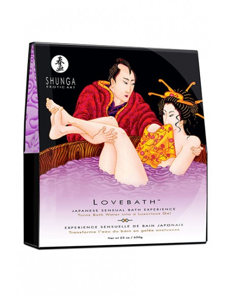 Love Bath Sensual Lotus Shunga