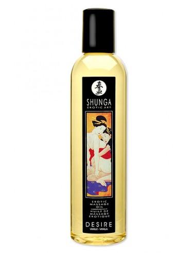 Aceite de masaje erótico Desireee Shunga