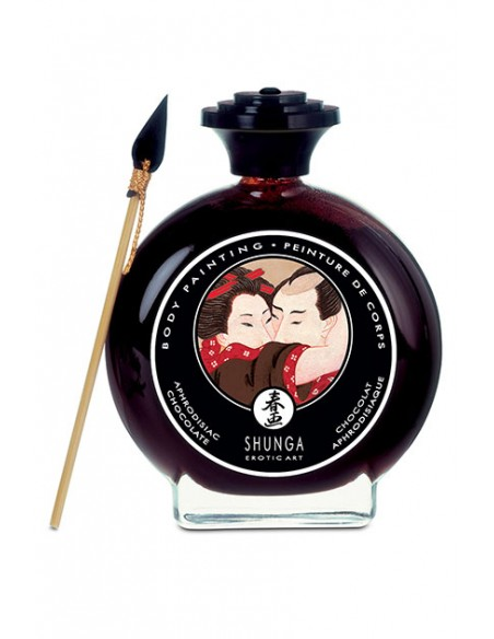Body Paint Chocolate Shunga