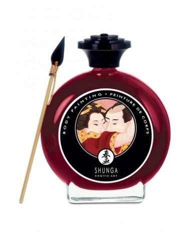 Body Paint Fresa/Cava Shunga