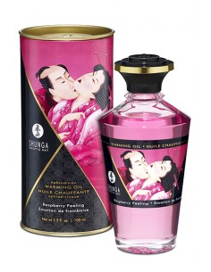 Shunga Aceite Afrodisiaco Raspberry Feeling