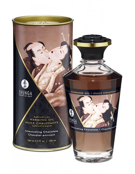 Shunga Aceite Afrodisíaco Intoxicating Chocolate