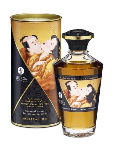 Shunga Aceite Afrodisíaco Caramel Kisses
