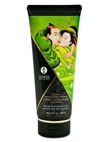 Shunga Massage Cream Pear & Exotic Crema