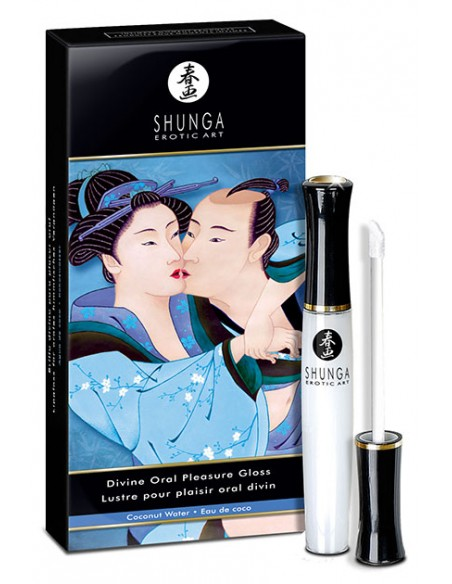 Shunga Divine Oral Pleasure Brillo labial