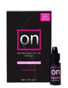 On™ for Her Lite 5ml aceite estimulante