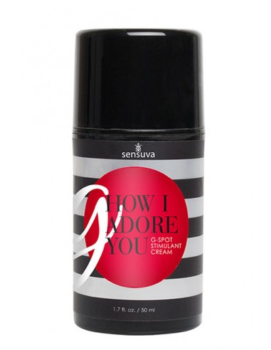G- How I Adore You Gel de placer