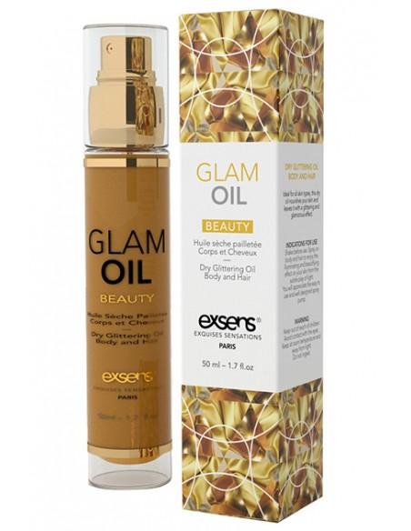 Aceite Hidratante para el cuerpo Glam Oro 50ml