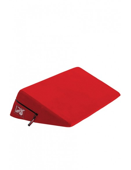 Cojín sexual Wedge Flame Red