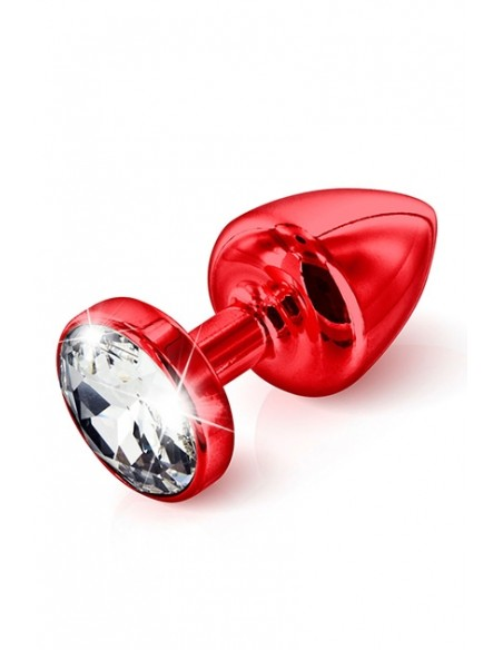 Anni Round Red T2 Plug anal