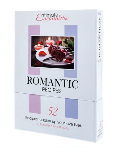Intimate Encounters - Romantic Recipes