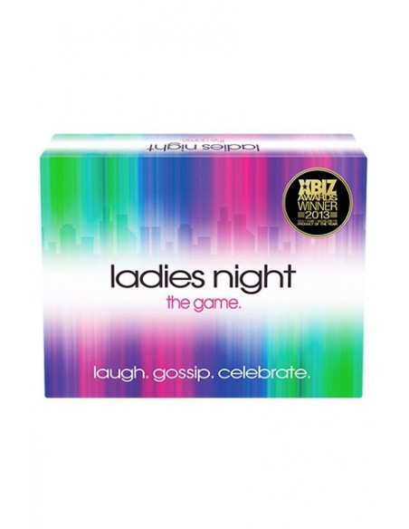 Ladies Night Juego de amigas
