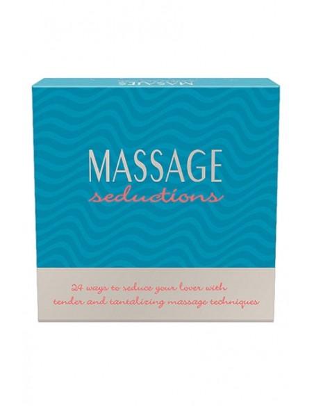 Massage Seductions Juego erótico
