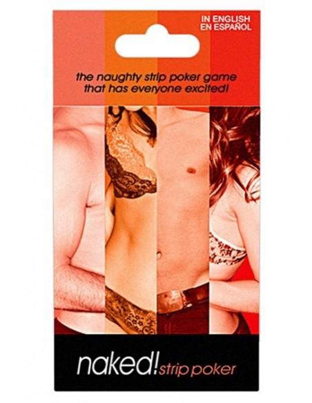 Naked Juego de cartas erótico