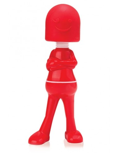 OBOB Battery Operated Boyfriend (red)