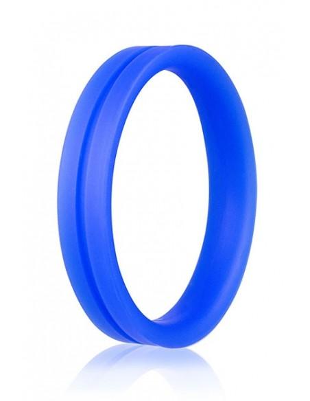 Anilla para el pene RingO Pro XL Azul