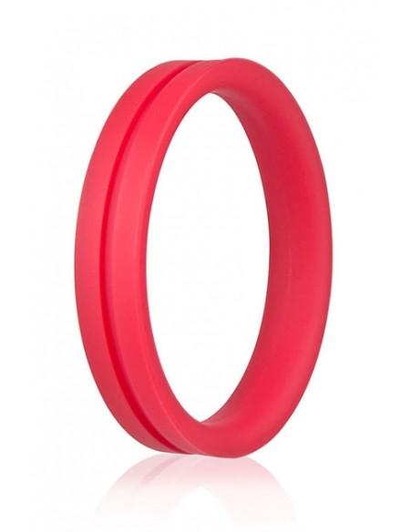 Anilla para el pene RingO Pro XL Rojo