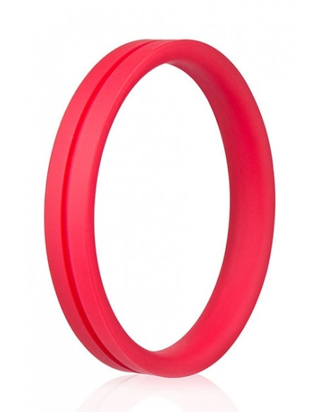 Anilla para el pene RingO Pro XXL Rojo
